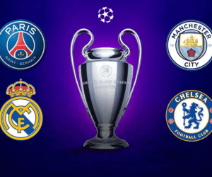 Champions League semifinals 2021