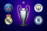 Champions League: Thrilling Semifinals Await with PSG vs. Man City, Real Madrid vs. Chelsea