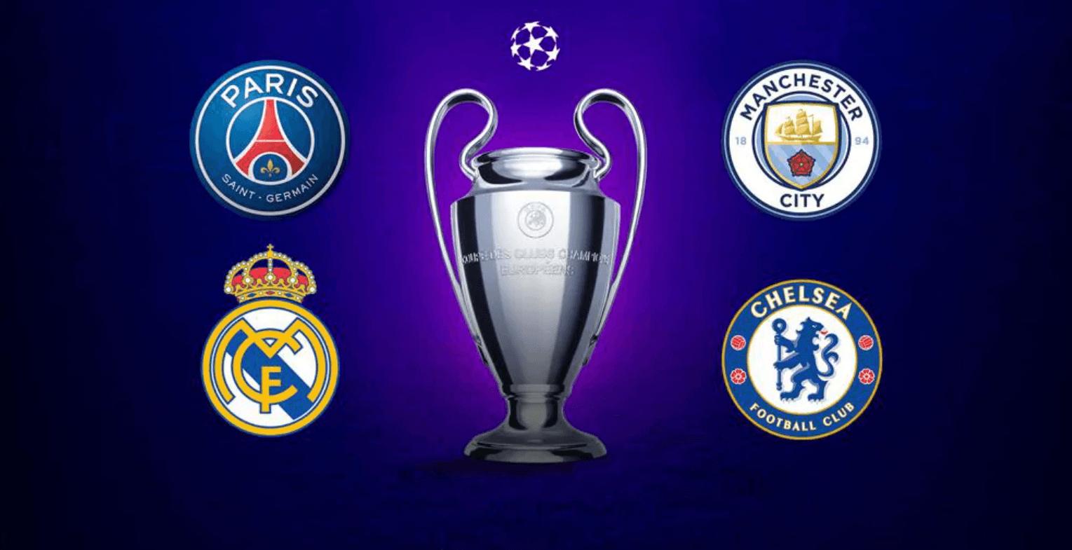 Semifinal Liga Champions 2021