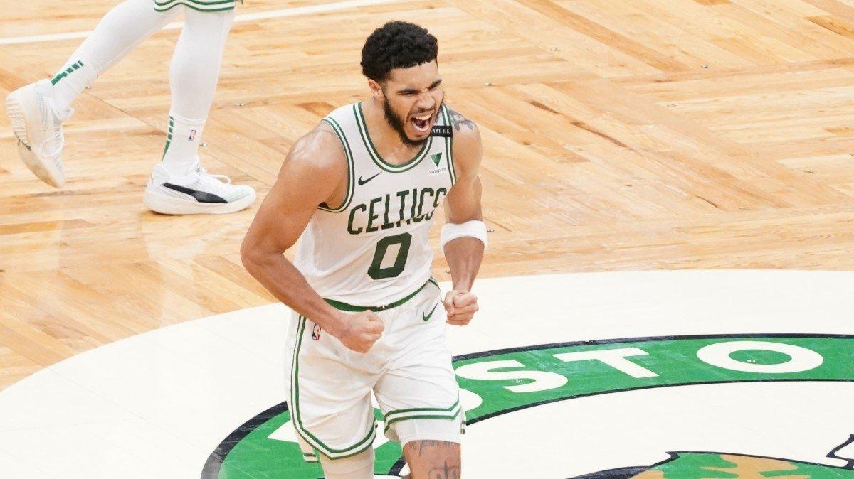 Jayson Tatum 60 points Boston Celtics Career-High NBA High Guys