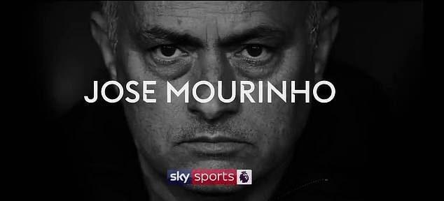 Jose Mourinho Sky Sports