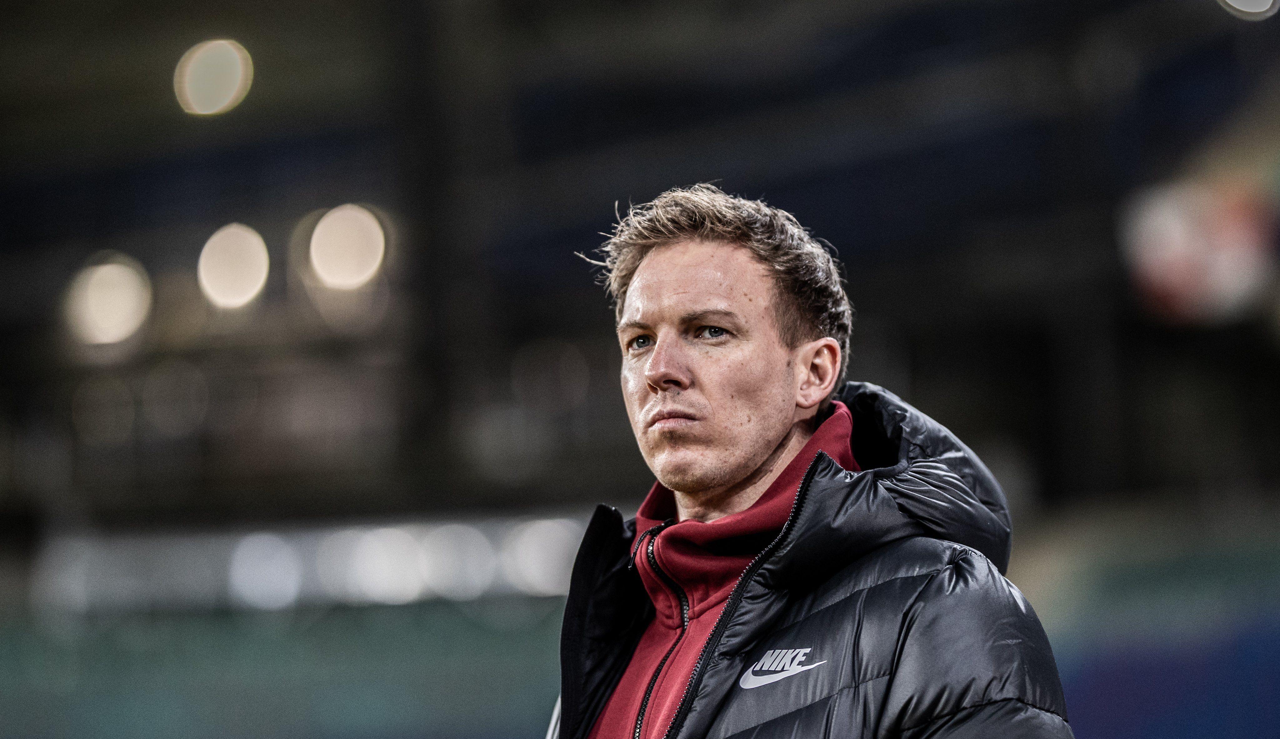 julian nagelsmann bayern new coach