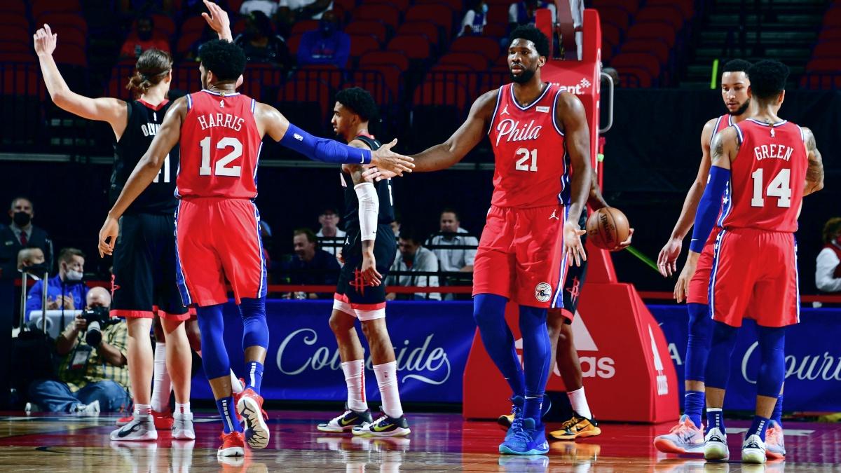 Philadelphia 76ers memenangkan rekor kemenangan beruntun Joel Embiid