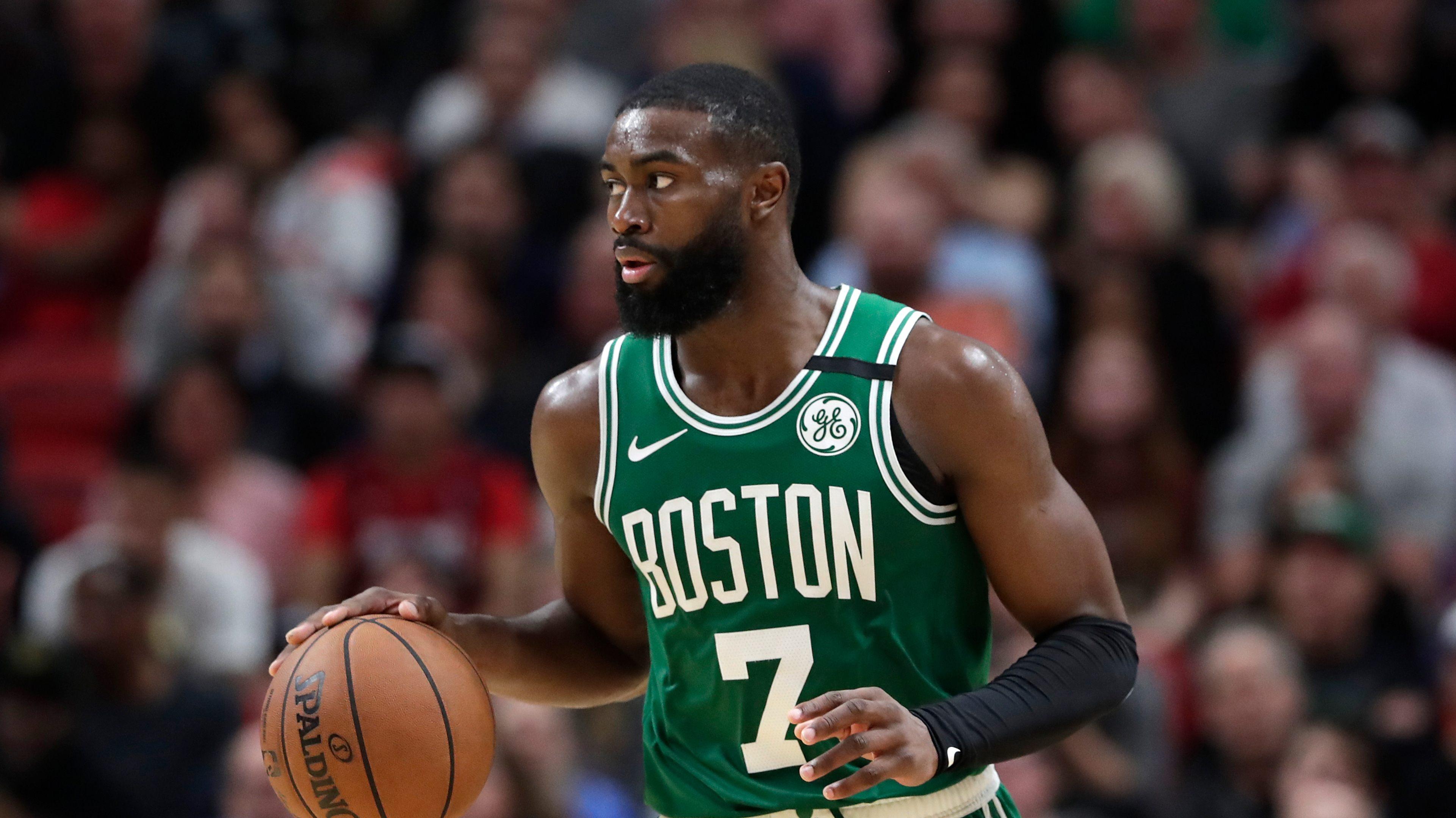 Cedera pergelangan tangan Jaylem Brown Celtics Boston