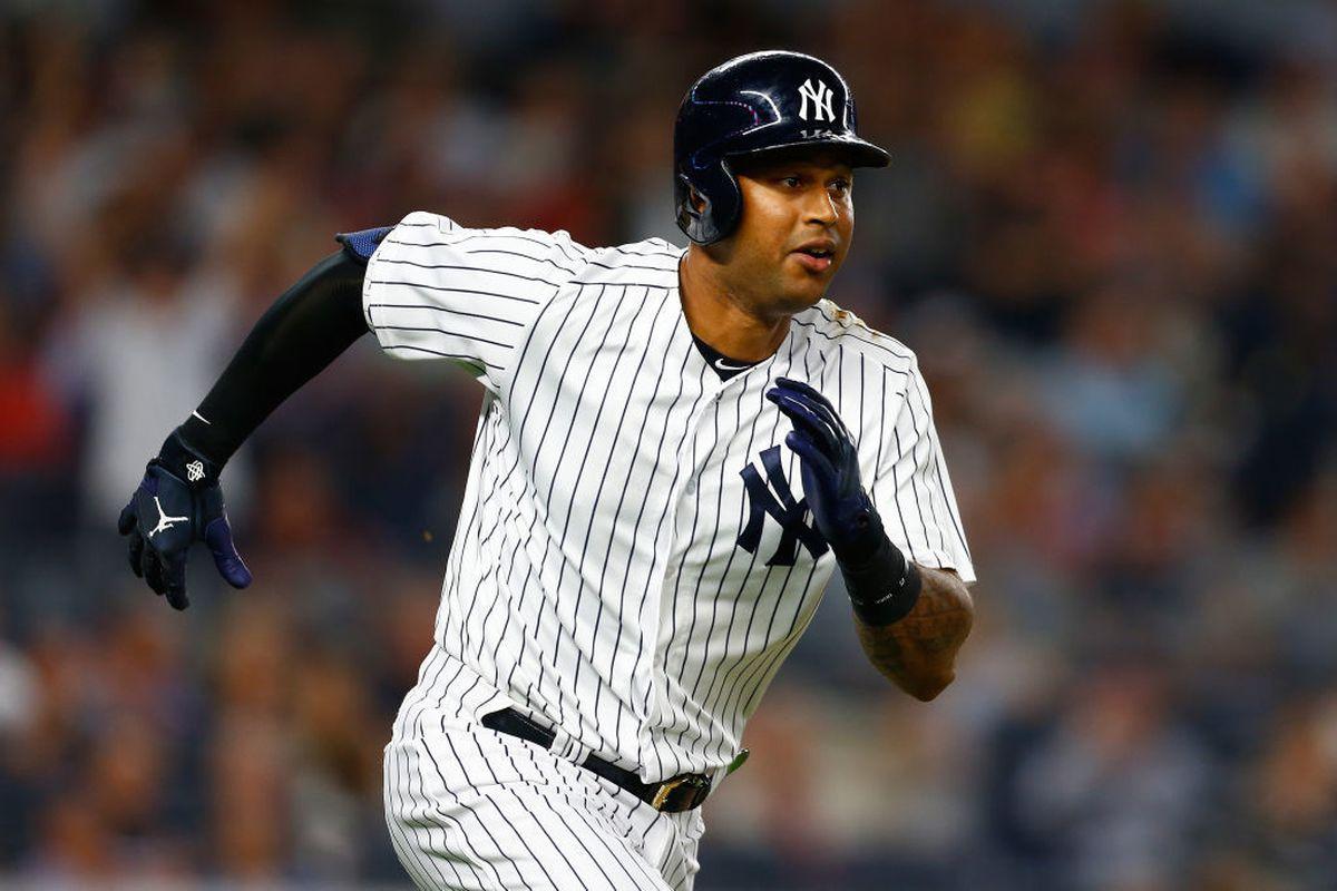 Aaron Hicks IL Gleyber Torres Giancarlo Stanton Yankees cedera