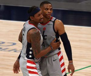 Russell Westbrook Bradley Beal Washington Wizards NBA Indiana Pacers Pelicans