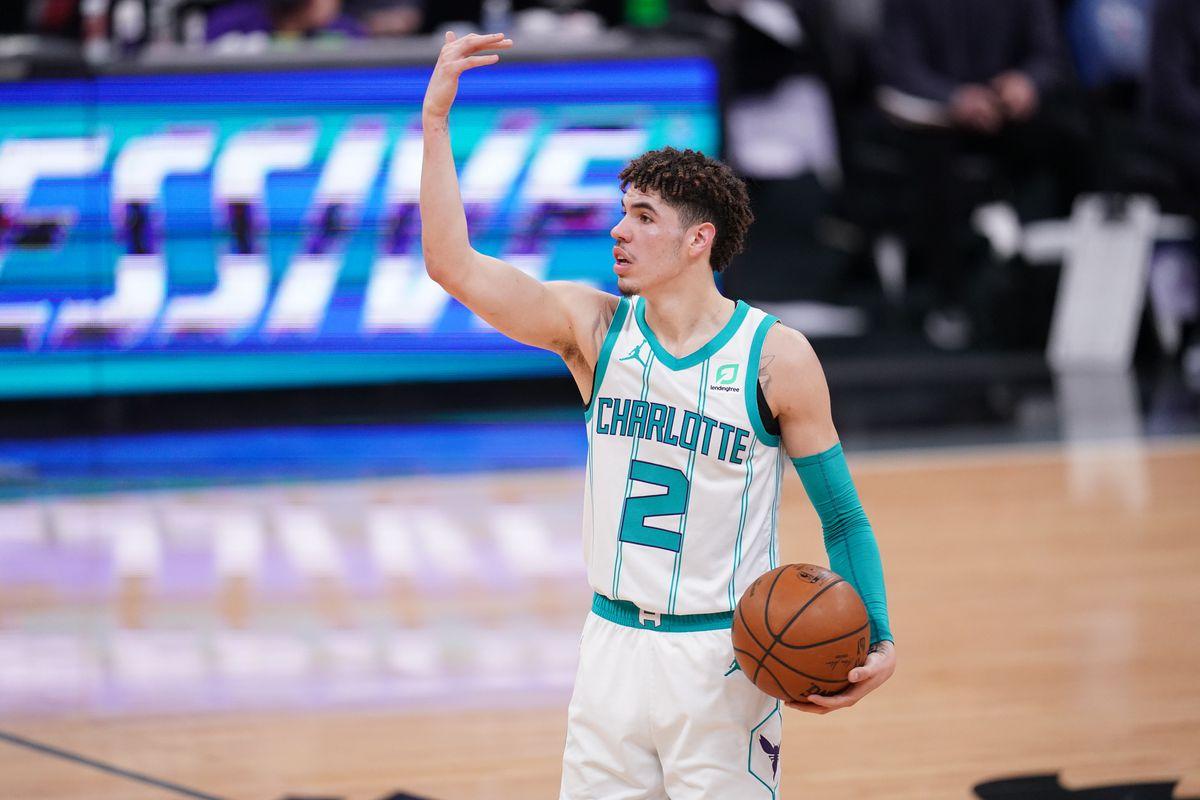 Charlotte Hornets Rookie LaMelo Ball Prop Bet Will Buzz City Make Playoffs