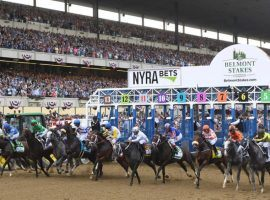 The 153rd Belmont Stakes anchors three of NYRA's six, two-day special wagers Belmont Stakes weekend at Belmont Park. (Image Chelsea Durand/NYRA)