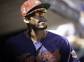 Byron Buxton has powered the Twins offense this season, and has established himself as a leading contender for the AL MVP Award. (Image: Andy Witchger/Bring Me the News)