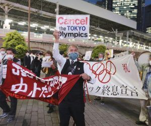 Tokyo Olympics cancel