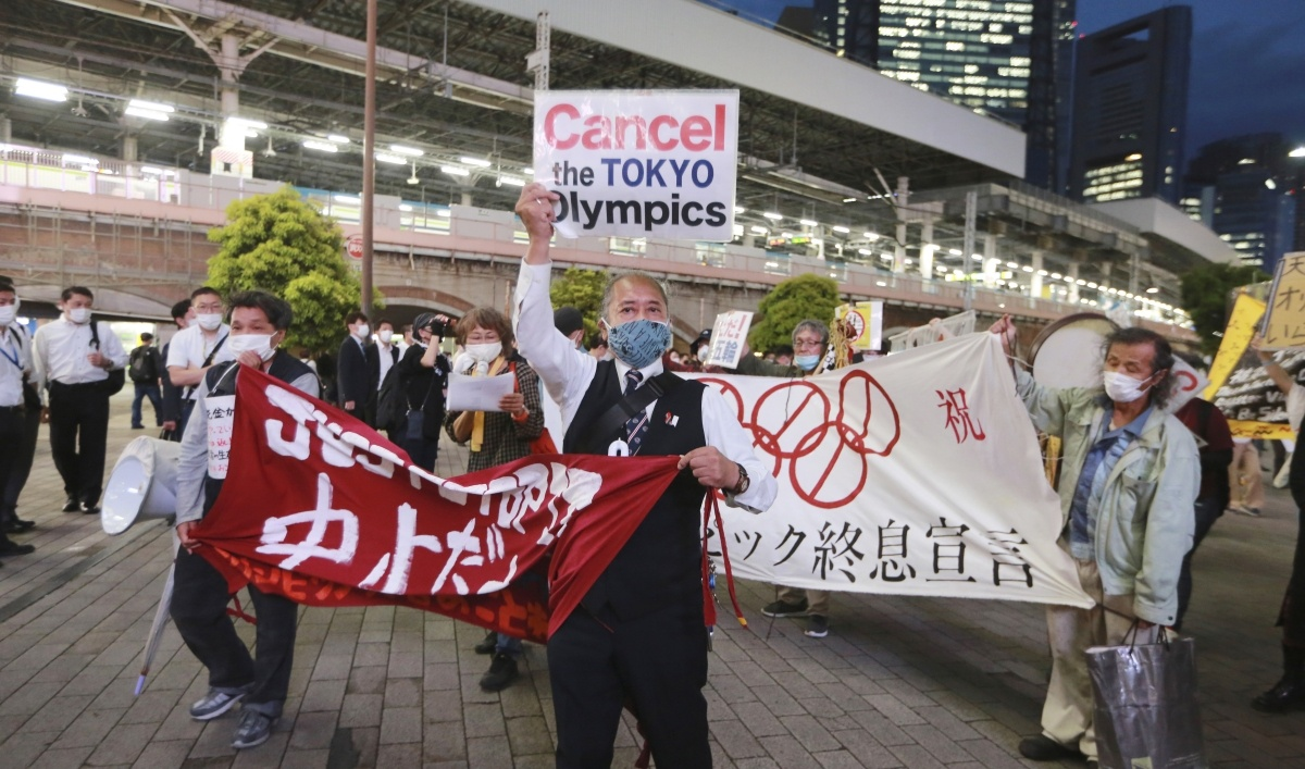 Olimpiade Tokyo dibatalkan