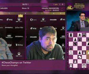 Carlsen Nakamura FTX Crypto Cup