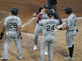 The Chicago White Sox have the best record in baseball and lead the AL Central by 3.5 games. (Image: Jim Mone/AP)
