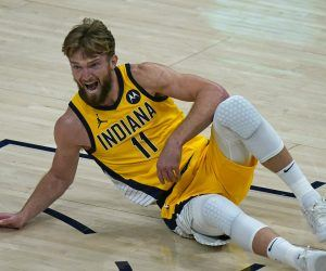 Domantas Sabonis Indiana Pacers Make Playoffs Prop Bet