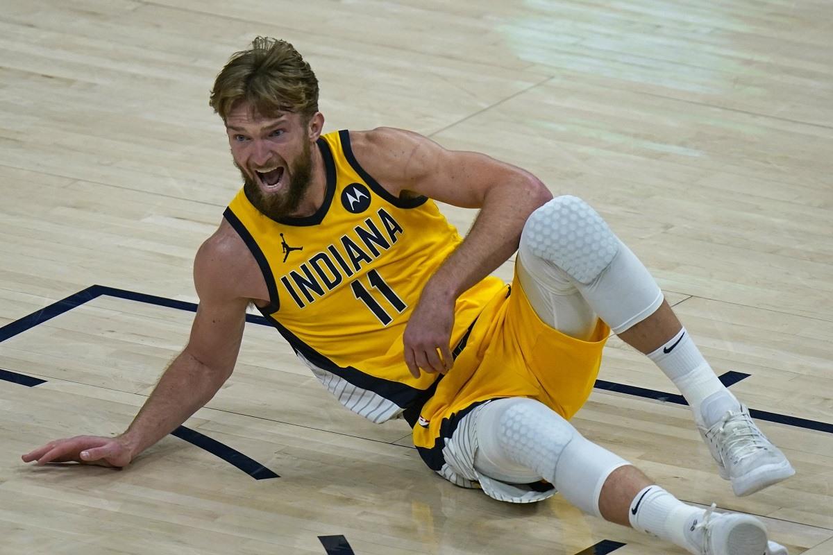Domantas Sabonis Indiana Pacers Make Playoffs Prop Bet