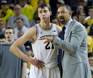 Franz Wagner Moritz Michigan Juwan Howard Going Pro NBA
