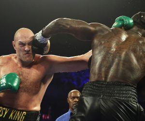 Fury Wilder ruling rematch Joshua