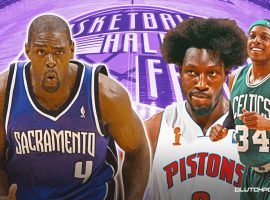Chris Webber, Ben Wallace, and Paul Pierce dominated the NBA hardwood in the 1990s and early 2000s, and the trio will be inducted into the Basketball Hall of Fame in 2021. (Image: Clutch Points)