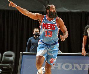James Harden Brooklyn Nets hamstring injury return
