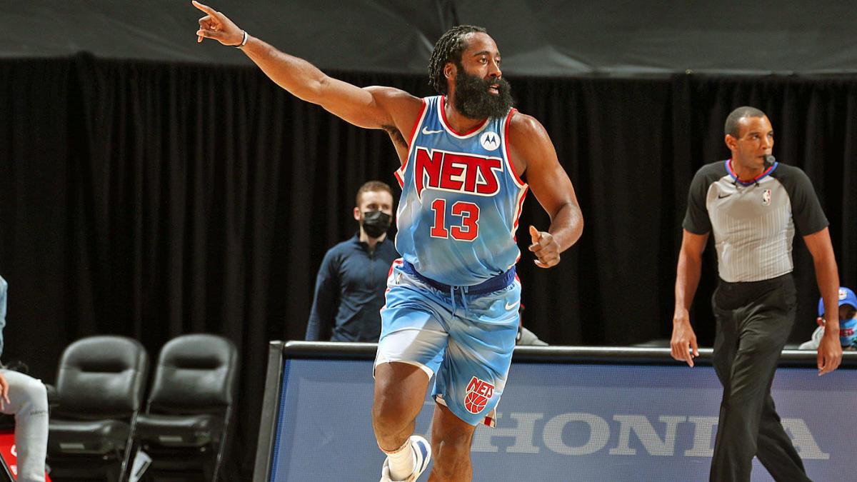 James Harden Brooklyn Nets kembali mengalami cedera hamstring