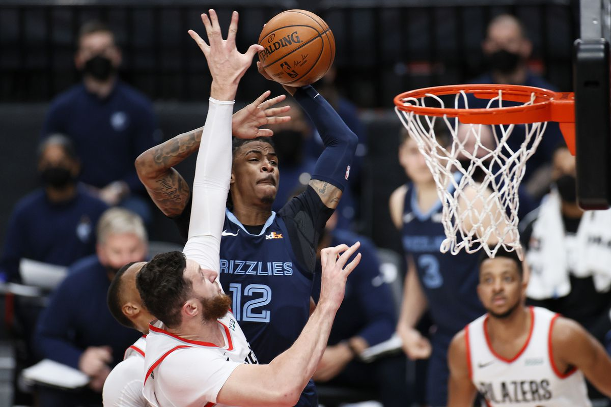 Ja Morant Memphis Grizzlies Prop Bet will make playoffs