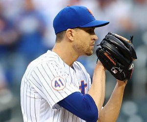 Jacob deGrom injury Mets