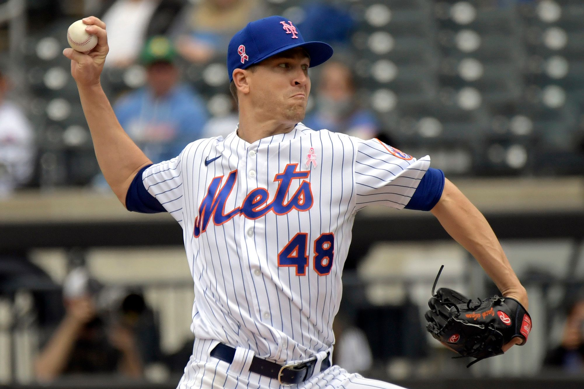 Jacob deGrom Mets injuries