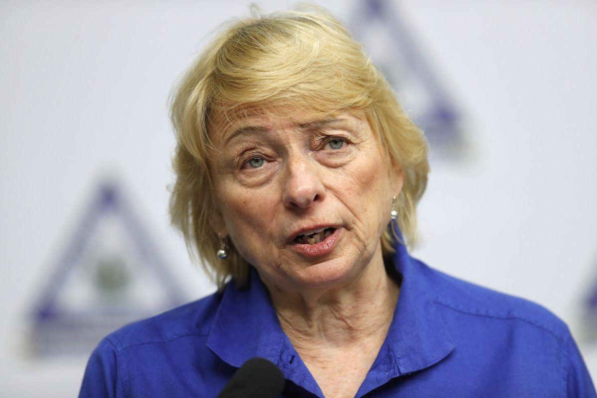 Gubernur Maine Janet Mills