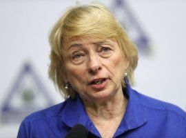 Maine Gov. Janet Mills balked at sports betting legislation last year. Lawmakers hope to get her approval in 2021. (AP Photo/Robert F. Bukaty)