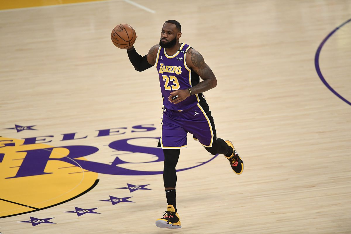 LeBron James Ankle Lakers Shut Down Rest Injury