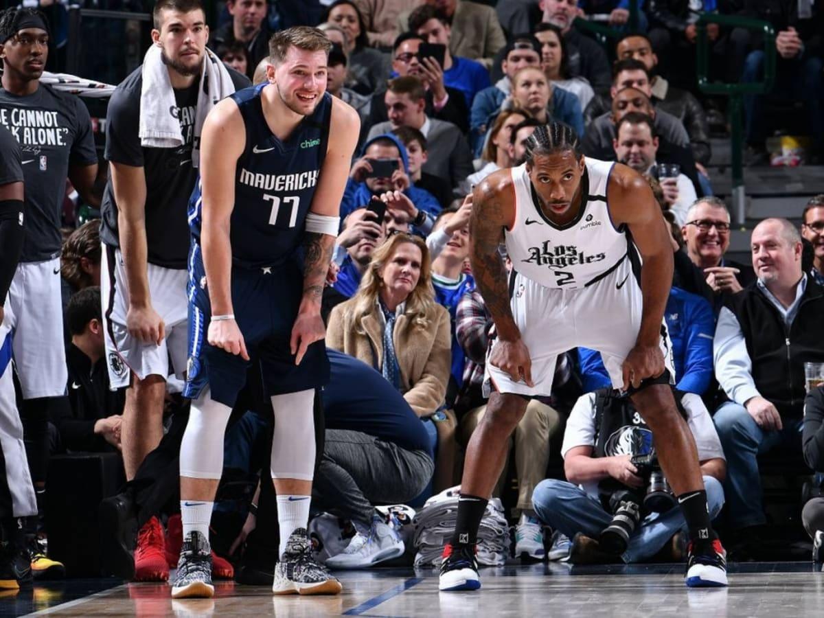 Pratinjau Seri Playoff NBA 2021: Dallas Mavericks Mavs LA Clippers Luka Doncic Kawhi Leonard