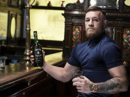 Forbes named Conor McGregor the highest-paid athlete of the past 12 months, largely on the strength of the sale of his stake in Proper No. Twelve whiskey. (Image: Proper No. Twelve)
