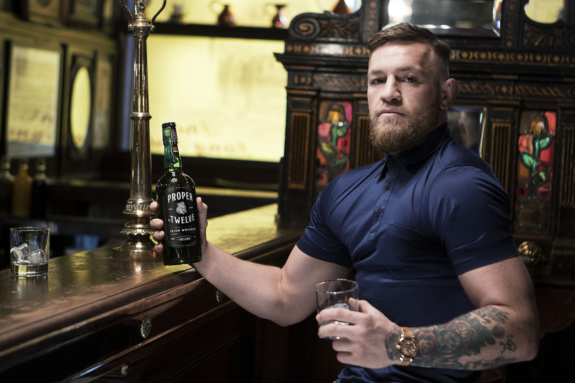 McGregor Forbes Silva MMA