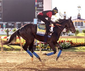 Medina Spirit-Preakness preview