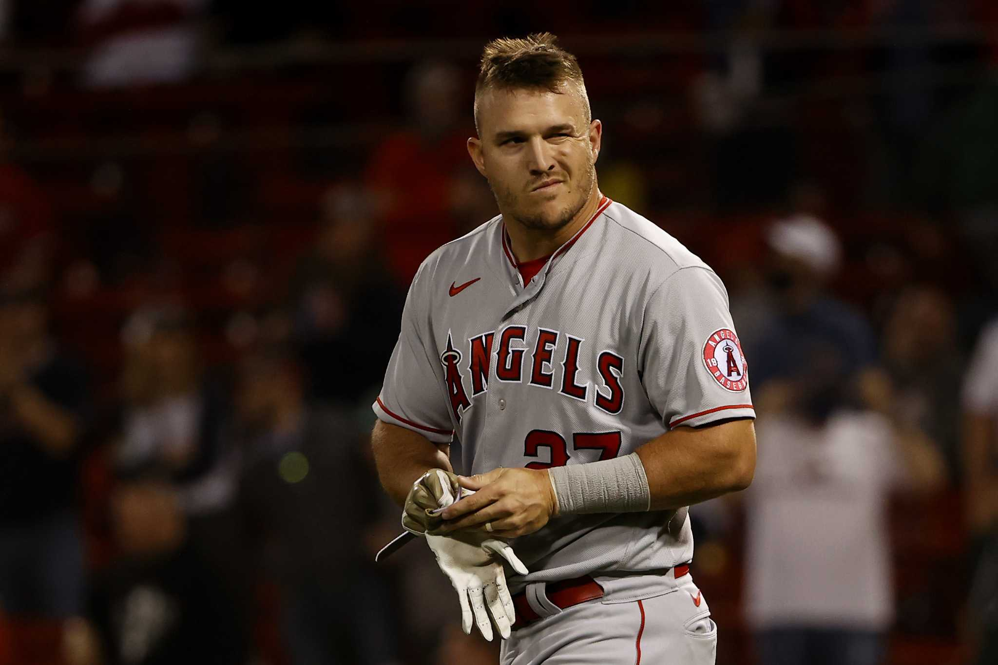 Mike Trout injury MVP odds