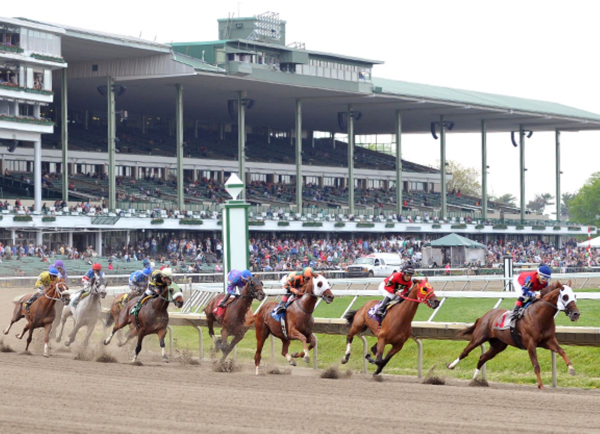 Monmouth Park fixed odds 2
