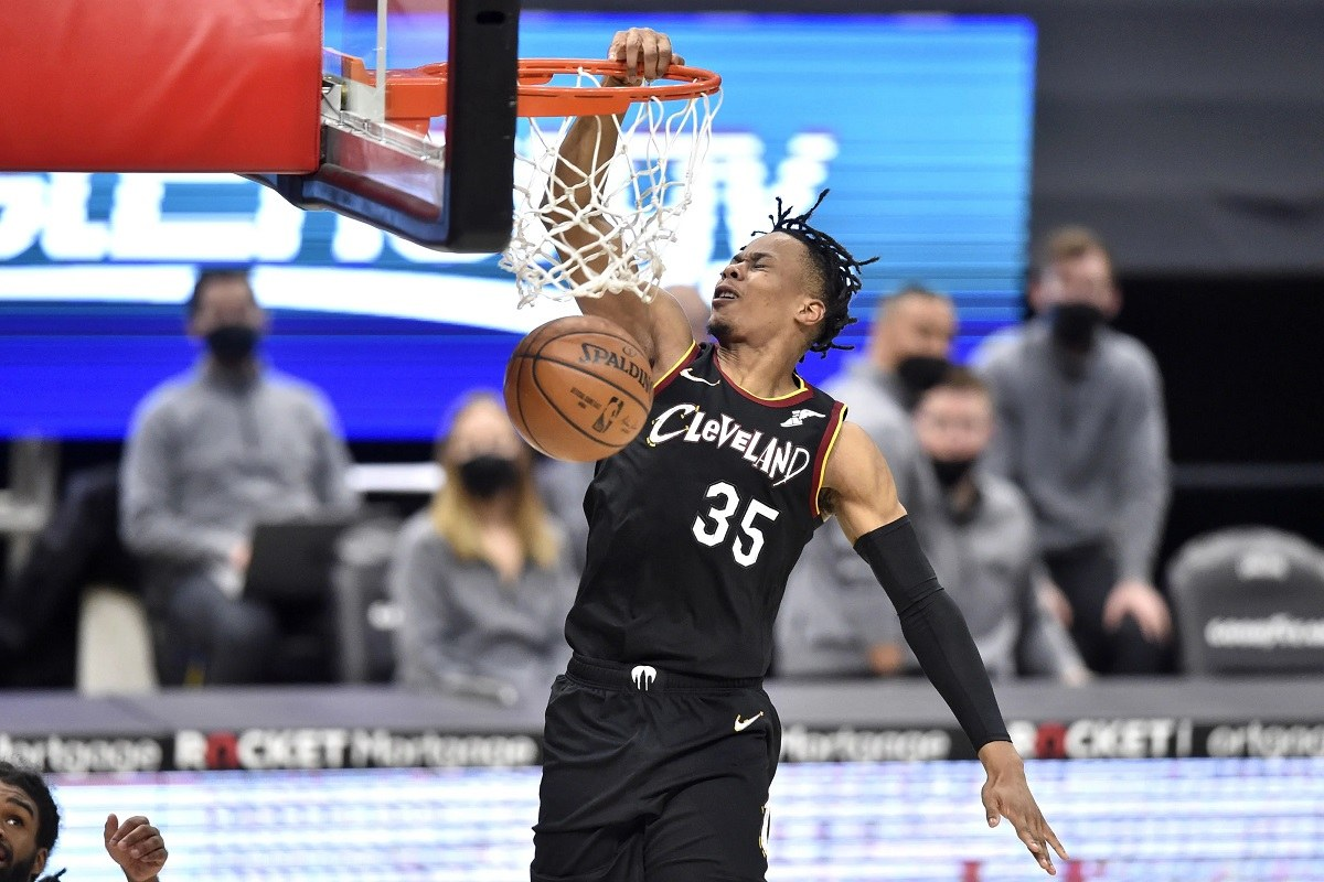 Cleveland Cavs Losing Streak Isaac Okoro