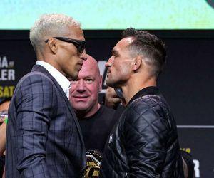 Oliveira Chandler odds UFC 262