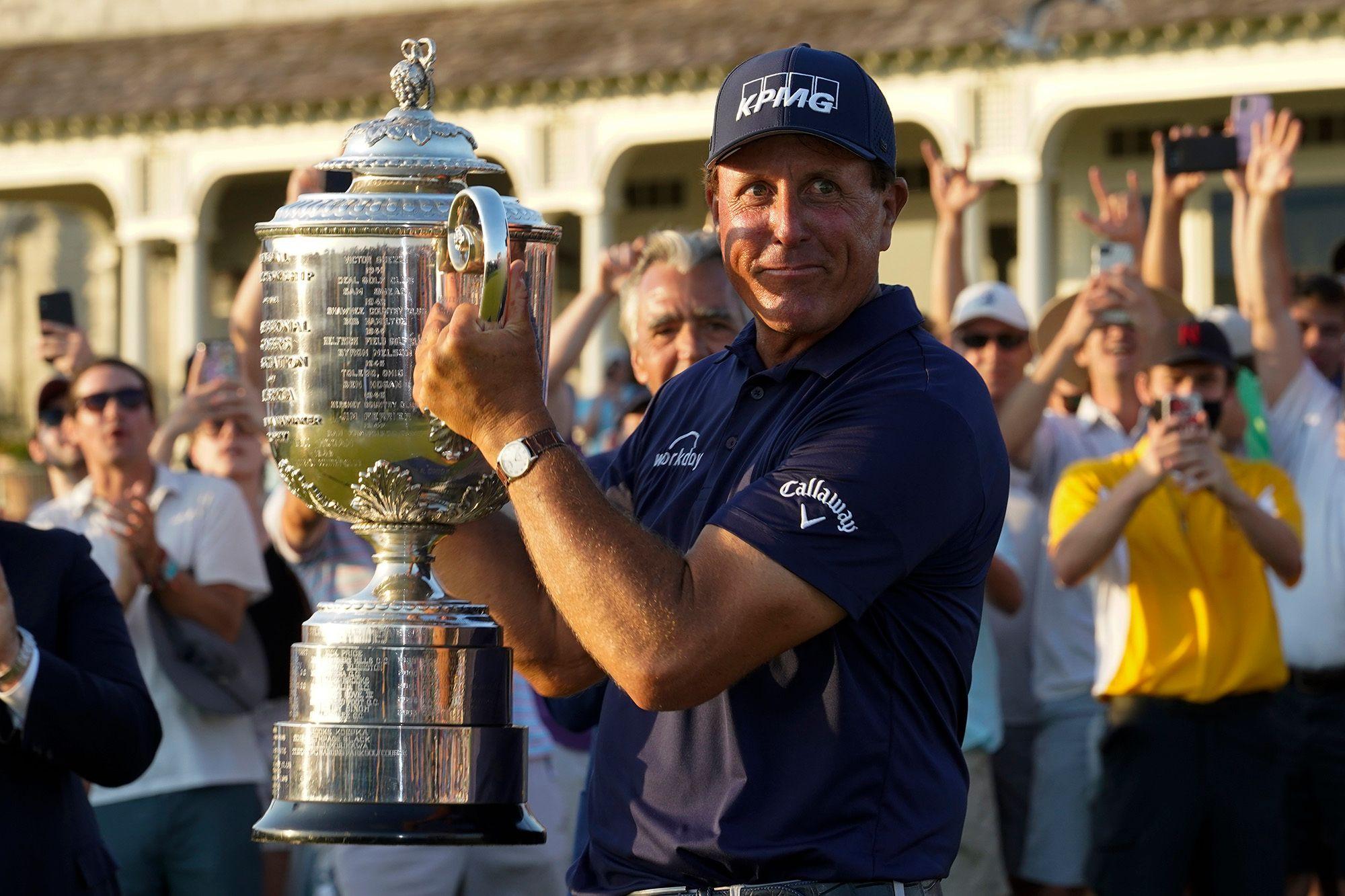 Peluang Kejuaraan PGA Phil Mickelson