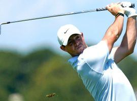 Rory McIlroy is coming off a win earlier this month, and enters the PGA Championship as the favorite to win at Kiawah. (Image: AP)