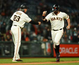 San Francisco Giants odds