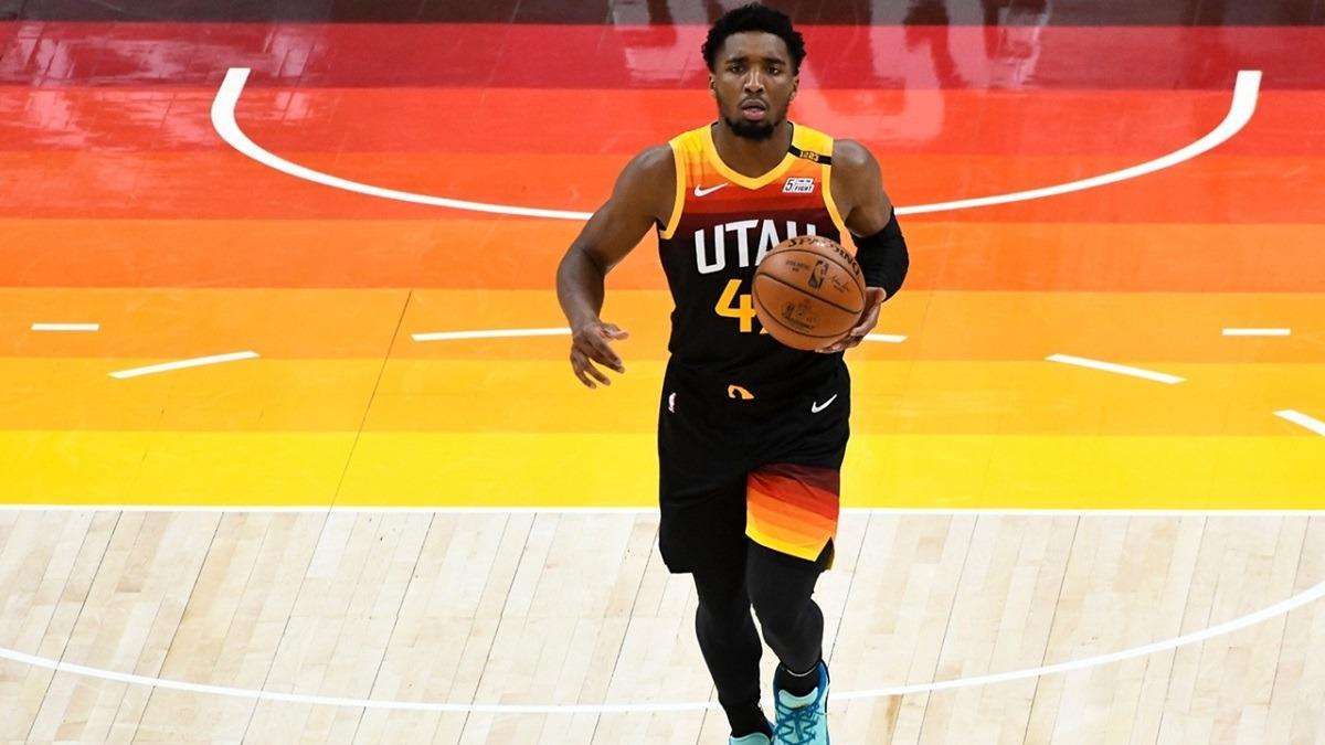 Utah Jazz Donovan Mitchell Injury Ankle Playoffs Memphis Grizzlies