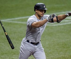 NY Yankees Injury Report Giancarlo Stanton DH quad IL