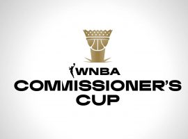 The WNBA Commissioner's Cup will launch in the 2021 season with a high-profile championship game and a $500,000 purse. (Image: WNBA)