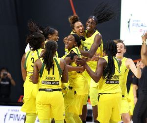 WNBA Odds Seattle Storm Aces