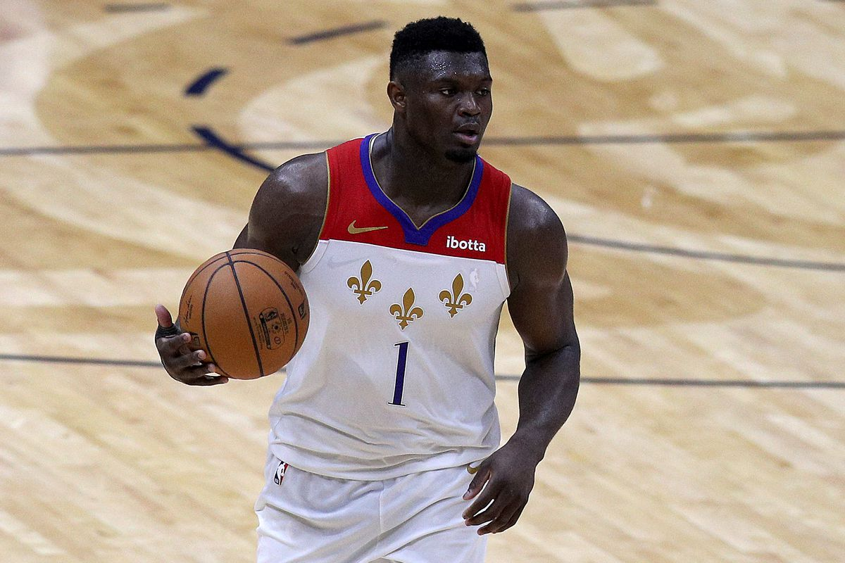 Zion Williamson finger fractured injury New Orleans Pelicans dunzo out season