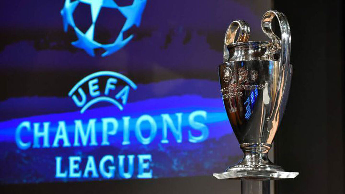 trofi liga champions uefa