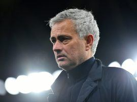 Jose Mourinho was unveiled as new AS Roma head coach starting next season. (Image: Twitter / @championsleague)