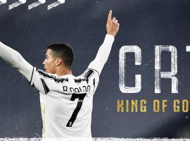 Cristiano Ronaldo finished the season as Serie A top goalscorer with 29 goals. (Image: Twitter / @JuventusFC)