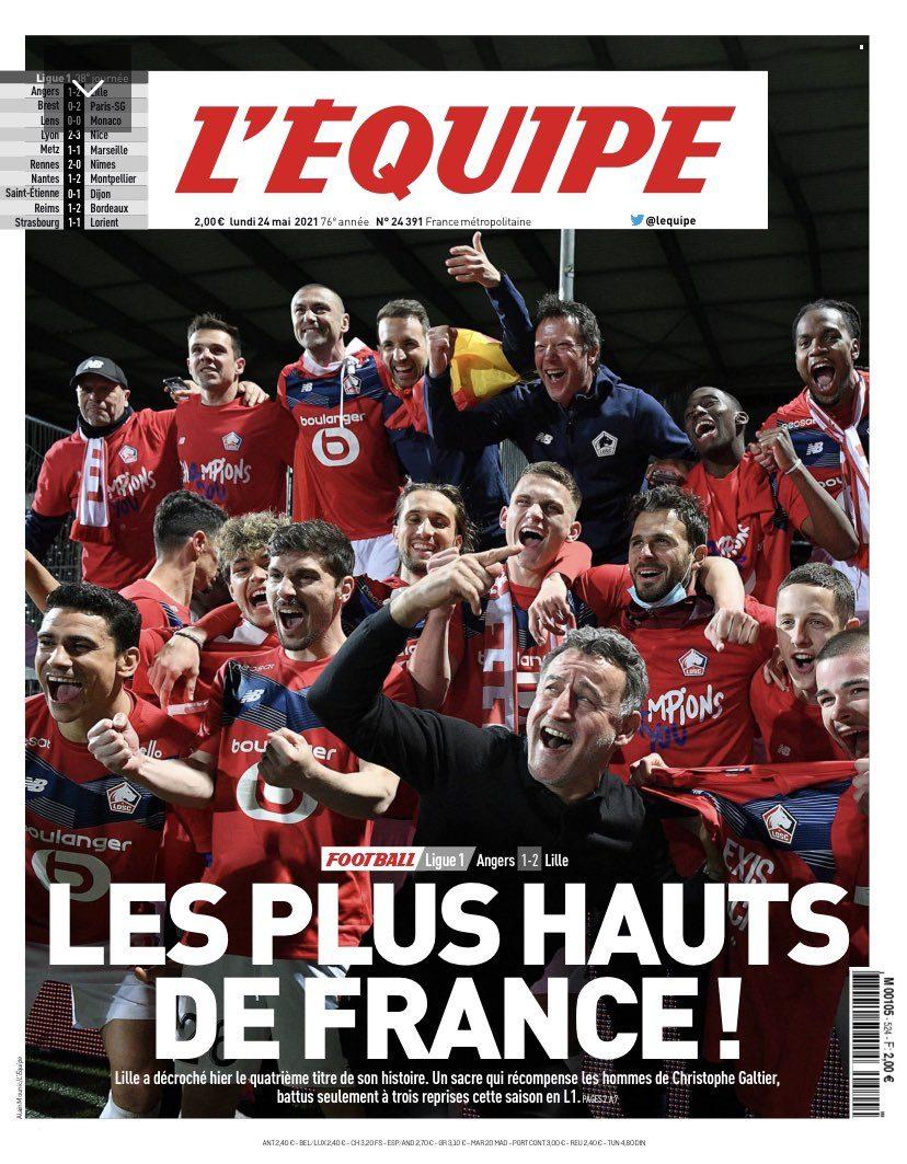 tim Juara Lille